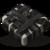 Временный взрывной заряд C4 (Timed Explosive Charge)